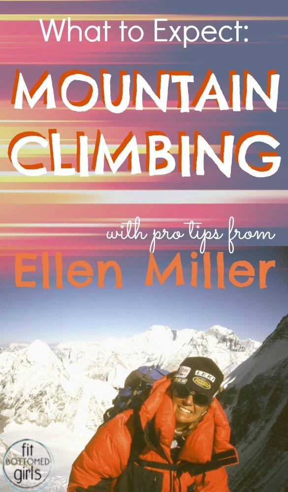 ellen miller mountain climbing