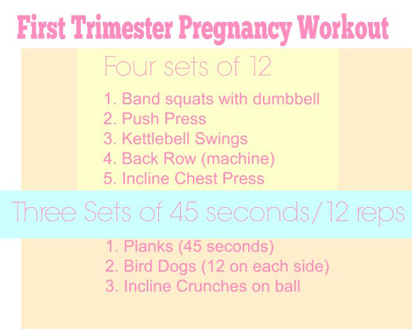 first-trimester-pregnancy-workout-585