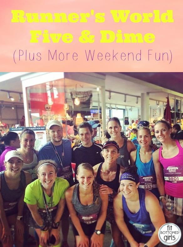 runner's world bloggers