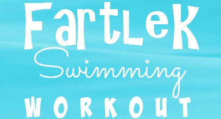 swimming fartlek