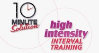 Workout DVD Review: 10 Minute Solution's High Intensity Interval Training