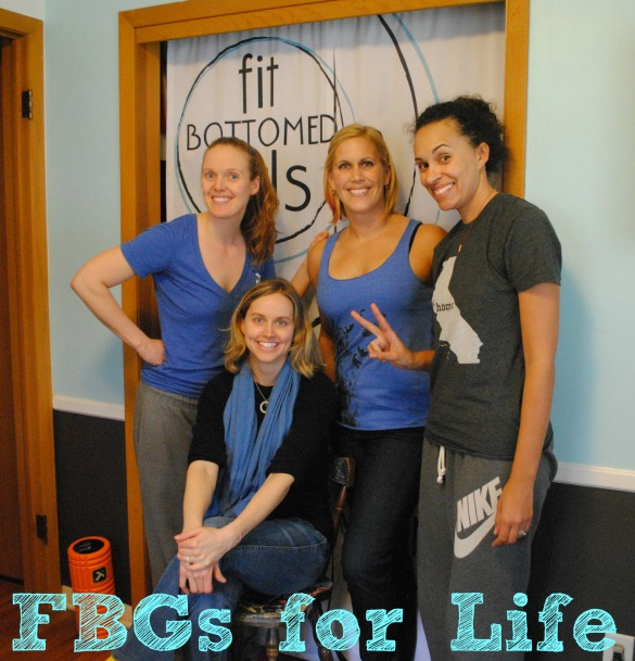 Fitting picture. Peace, FBG friends. I shall carry the memories with me always. FBGs for life!