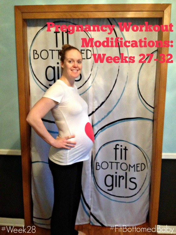 pregnancy-workout-modifications
