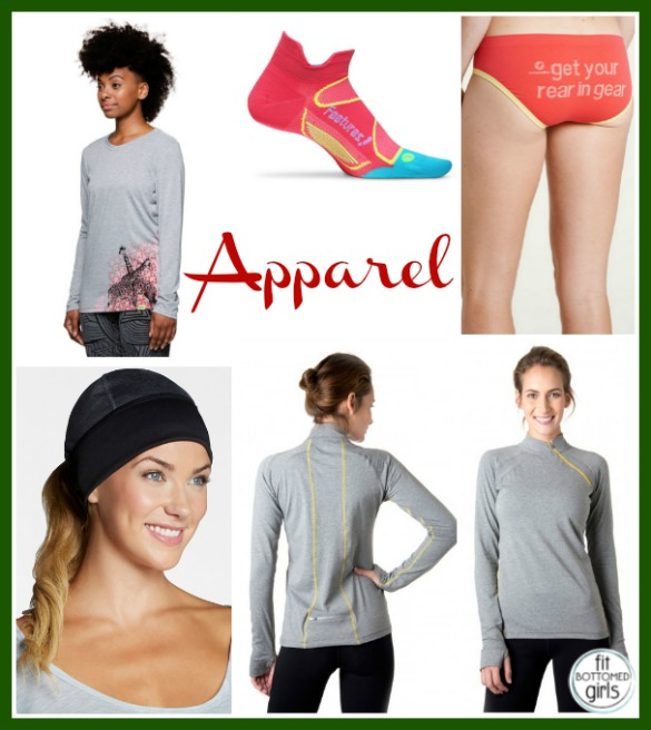 runner's gifts apparel