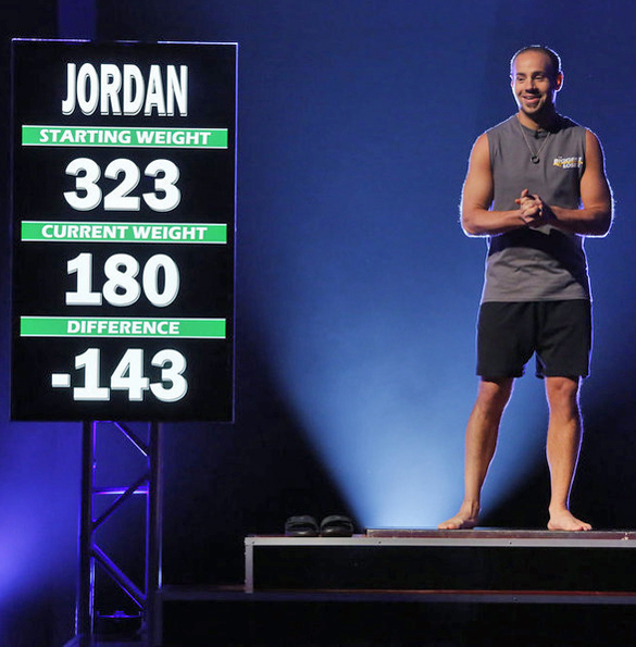 biggest loser season 16 at-home winner Jordan Alicandro