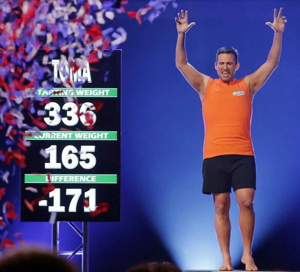 biggest loser season 16 winner Toma Dobrosavljevic