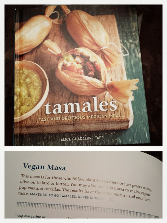 Tamales: Fast and delicious Mexican meals by Alic Guadalupe Tapp