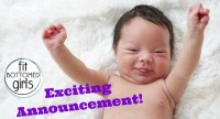 The Newest Fit Bottomed Baby Is HERE!