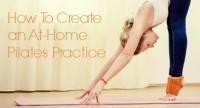 How To Create an At-Home Pilates Workout
