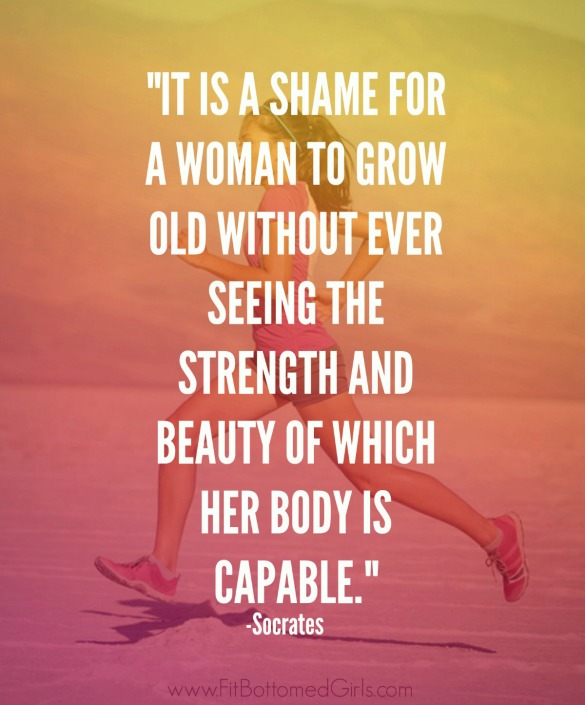fit women quotes - photo #12