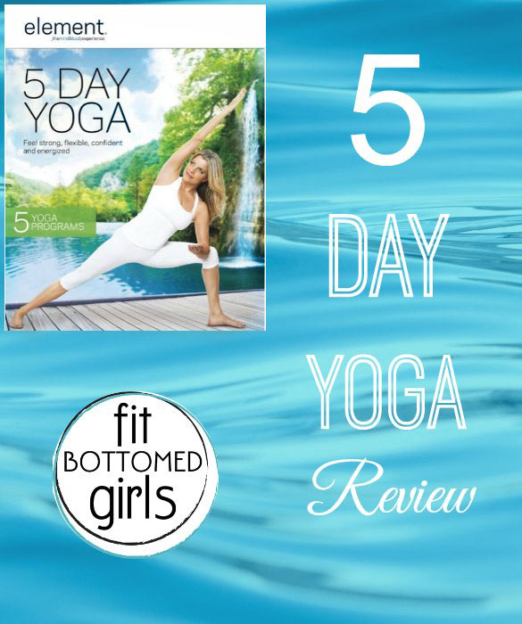 Yoga Workout DVD Review: Element 5 Day Yoga