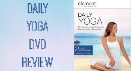 daily yoga dvd