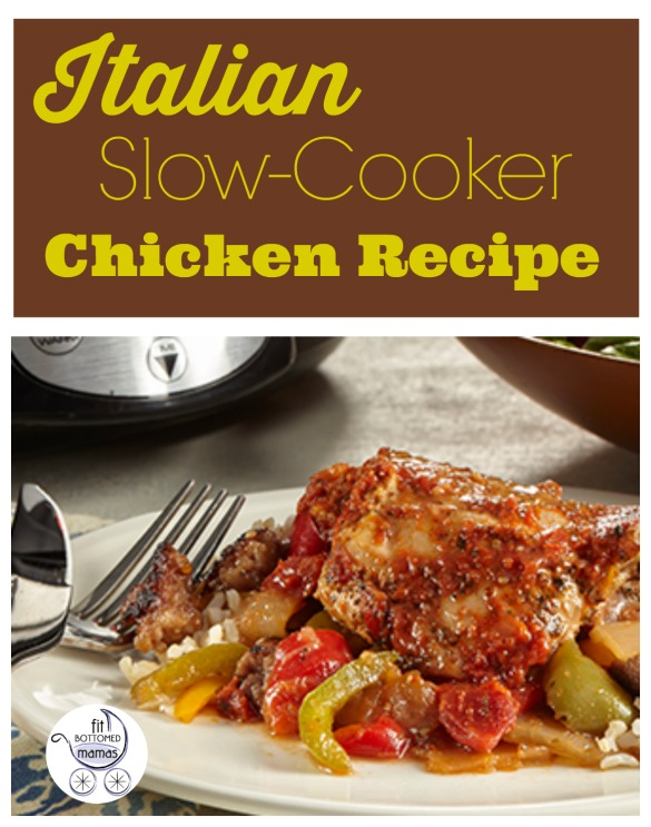 italian-slow-cooker-chicken-recipe