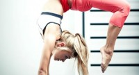 Tips for Your First Aerial Fitness Class From the Pros