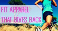 Fit Apparel That Gives Back