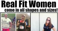 5 Real FBGs: Fit Women Come in All Shapes and Sizes!