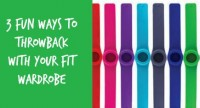 Retro Fitness: 3 Fun Ways to Throwback With Your Workout Wardrobe