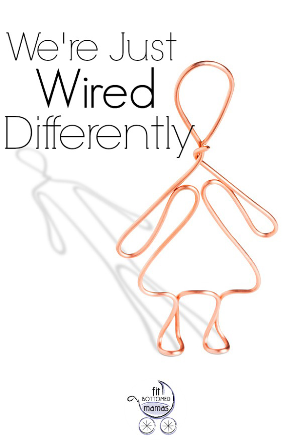 Mom Guilt: We\'re Just Wired Differently