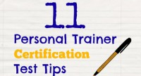 American Council on Exercise: 11 Personal Trainer Certification Test Tips
