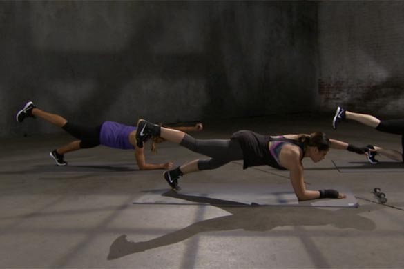 Balance, coordination and core!