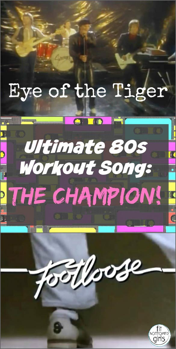 80s workout song champions