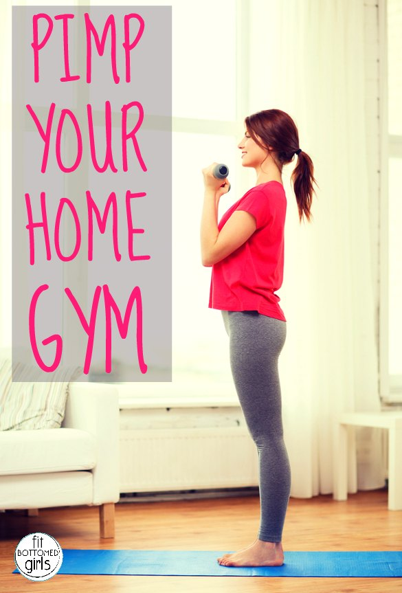 Home Gym Ideas to Pimp Your Space