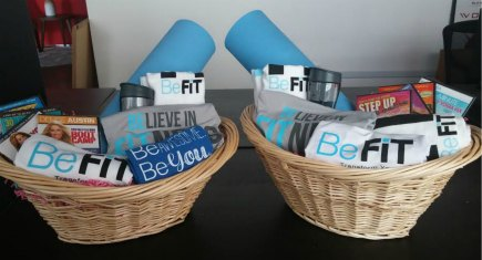 Monday Giveaway Befit Gift Baskets For Two Lucky Readers