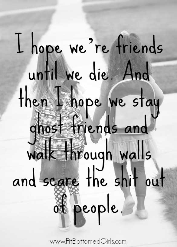 Cute Quotes About True Friendship. QuotesGram  |Adorable Quotes For Your Friends