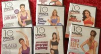 Saturday Giveaway: Seven 10-Minute Solution Workout DVDs