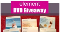 Friday Giveaway: Element DVDs