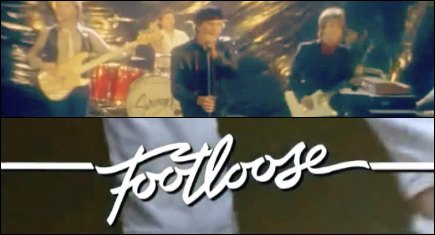 footloose vs eye of the tiger