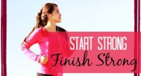 May Fit Bottomed Challenge Week 4: Start Strong, Finish Strong