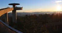 Hiking Clingmans Dome