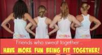 Let's Be Friends: It's Second-Annual Best Fit Friends Week!