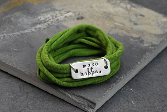 make it happen bracelet