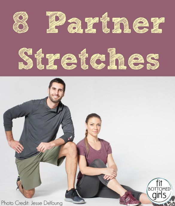 8 Partner Stretches To Do