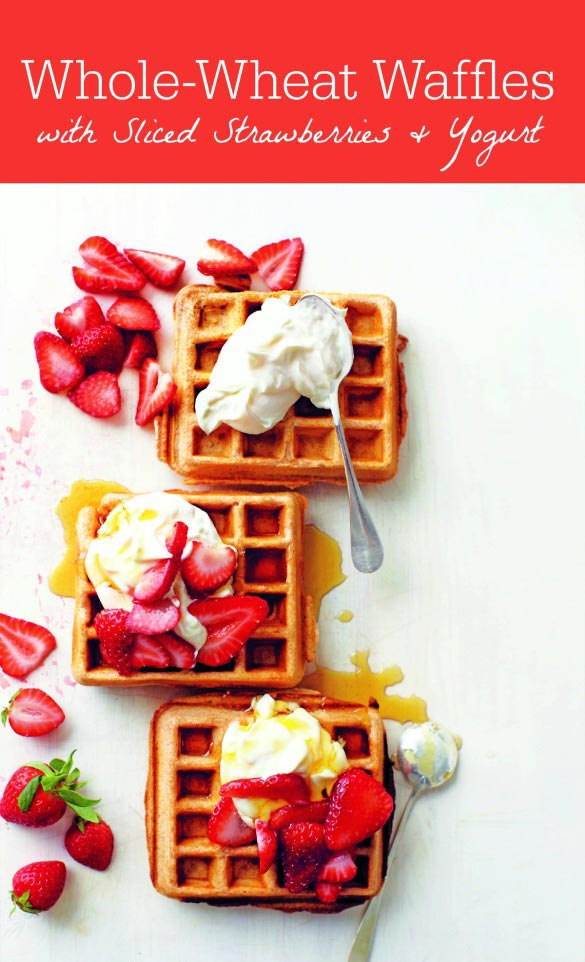 Whole-Wheat Waffles Recipe, a Dude Who Practically Planked Forever ...