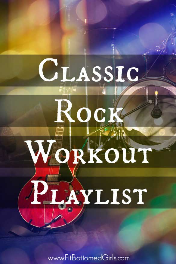 30 minute classic rock workout playlist fit bottomed girls for Classic house playlist