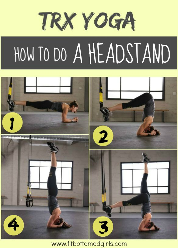 trx headstand