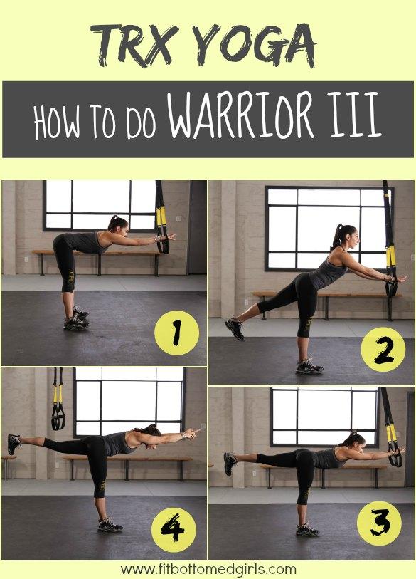 warrior three