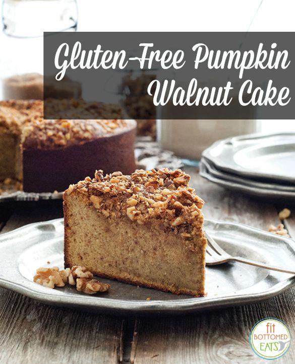 Gluten Free Pumpkin Walnut Cake[1] (1)