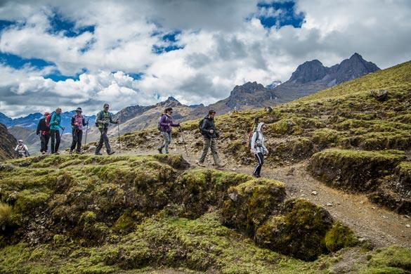 Lares-hike