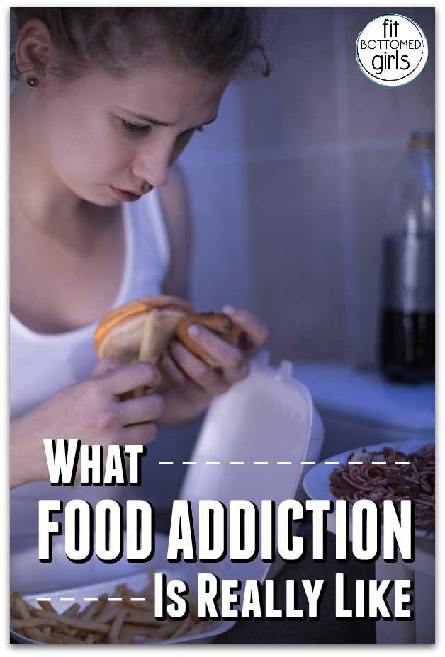 Woman-Obsessed-With-Food-addiction