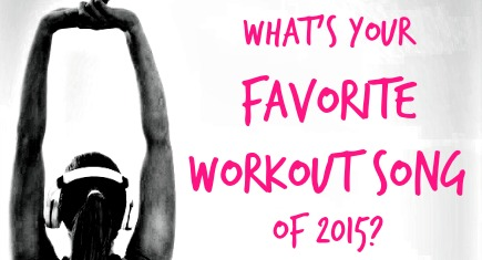 workout songs 2015