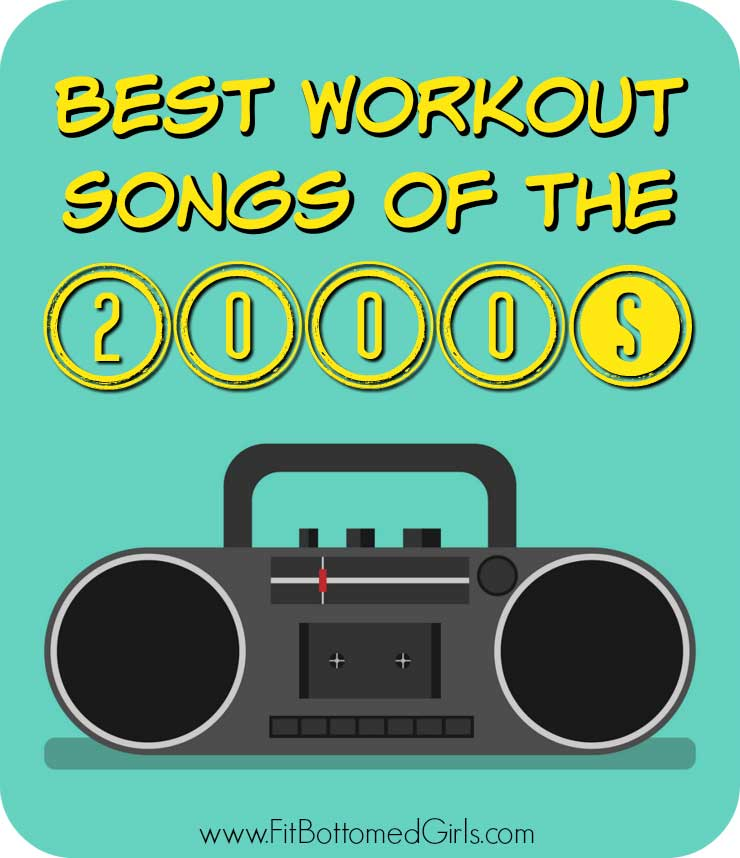 Help Us Choose the Best Workout Songs of the 2000s! - Fit
