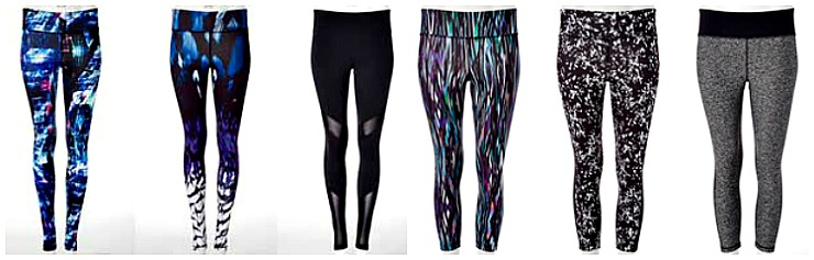 EXP Core Performance Compression Legging ($69.90 each)
