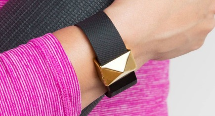 stud charm for Fitbit Charge edited