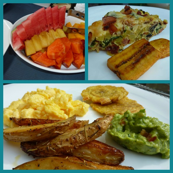 costa rican food breakfast