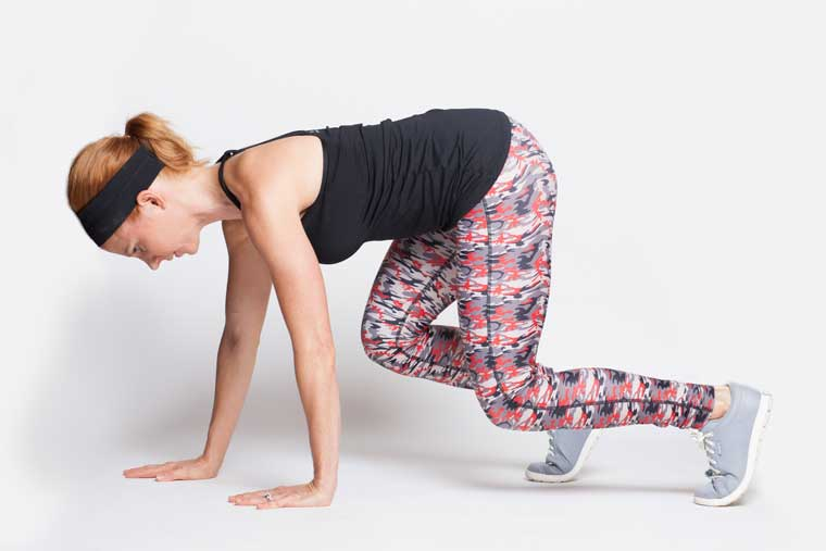 MOVING-CRAWL-belly-blaster-workout