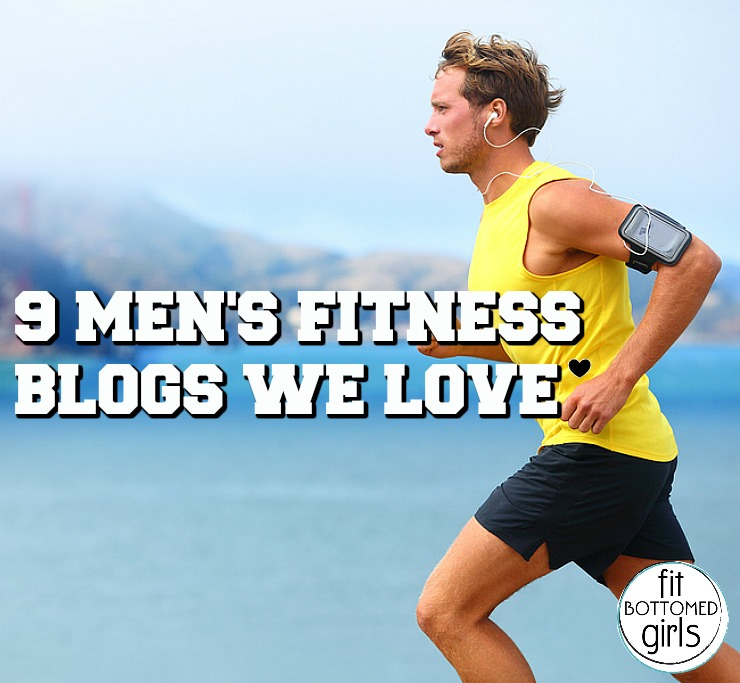 men's fitness blogs
